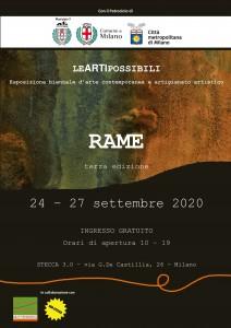 LAP2020_RAME locandina